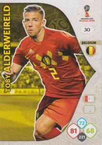 WC18 - 030  Toby Alderweireld (Belgium) - Team Mates