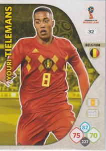 WC18 - 032  Youri Telemans (Belgium) - Team Mates