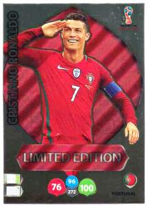 WC18 Limited Edition Cristiano Ronaldo - Limited Edition