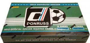 Hel Box Donruss Soccer 2015