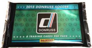 1st Paket Donruss Soccer 2015