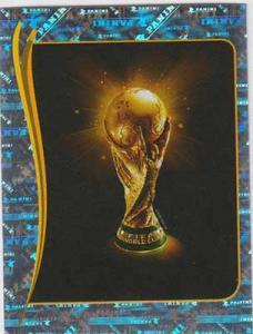 Panini World Cup 2014 Sticker #6 Trophy