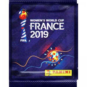Paket, Panini Stickers Women's World Cup France 2019 (Klisterbilder)