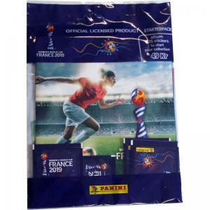 Startpaket, Panini Stickers Women's World Cup France 2019 (Klisterbilder)