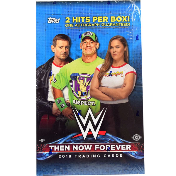 Hel Box 2018 WWE Then, now, forever