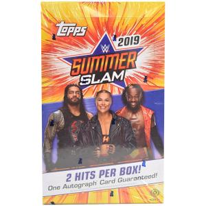 Hel Box 2019 Topps WWE Superslam