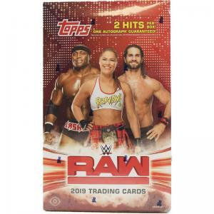 Hel Box 2019 Topps WWE Raw
