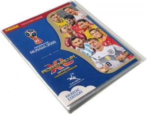 1st Pärm, Nordic Edition Panini Adrenalyn XL World Cup 2018