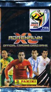 1 Pack, Panini Adrenalyn XL VM 2010