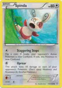 Primal Clash, Spinda - 115/160 - Common