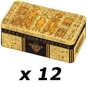 FÖRKÖP: 12 x Yu-Gi-Oh, 2020 Tin of Lost Memories (Preliminär release 27:e augusti 2020)