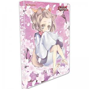Yu-Gi-Oh - Ash Blossom - 9 Pocket Duelist Portfolio (Pärm)