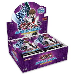 FÖRKÖP: Yu-Gi-Oh, Speed Duel 2 Attack from the Deep, Display (36 boosters) (Preliminär release 30:e maj 2019)