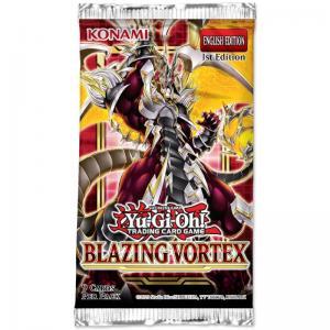 Yu-Gi-Oh, Blazing Vortex, 1 Booster (9 cards)