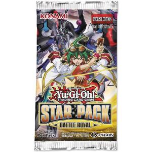 Yu-Gi-Oh, Star Pack Battle Royal, 1 Booster