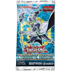 Yu-Gi-Oh, Cybernetic Horizon, 1 Booster (9 cards)