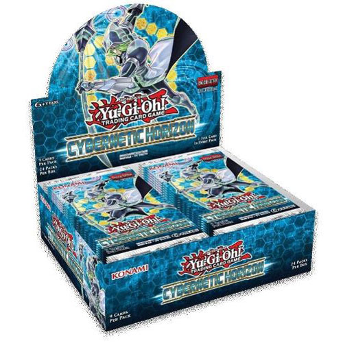 Yu-Gi-Oh, Cybernetic Horizon, Display (24 Boosters)