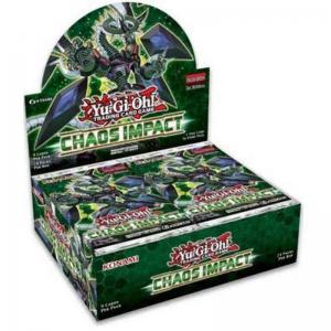 Yu-Gi-Oh, Chaos Impact, Display (24 Boosters)