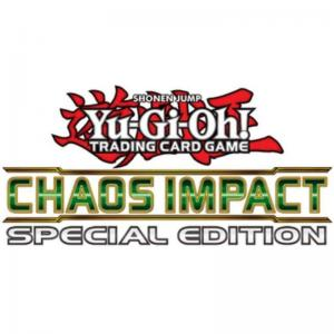 Yu-Gi-Oh, Special Edition Display (10), Chaos Impact