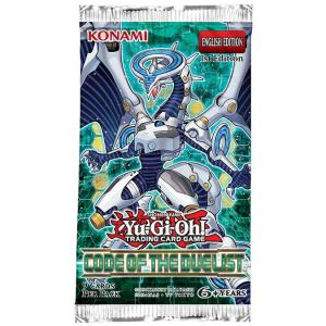 Yu-Gi-Oh, Code of the Duelist, 1 Booster (9 kort)