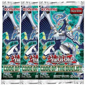 Yu-Gi-Oh, Code of the Duelist, 3 Boosters