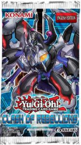 Yu-Gi-Oh, Clash of Rebellions, 1 Booster