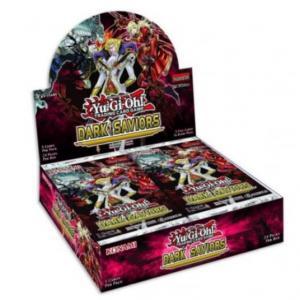 Yu-Gi-Oh, Dark Saviors, Display (24 boosters)