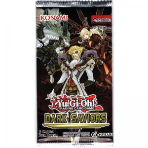 Yu-Gi-Oh, Dark Saviors, 1 Booster (5 kort)