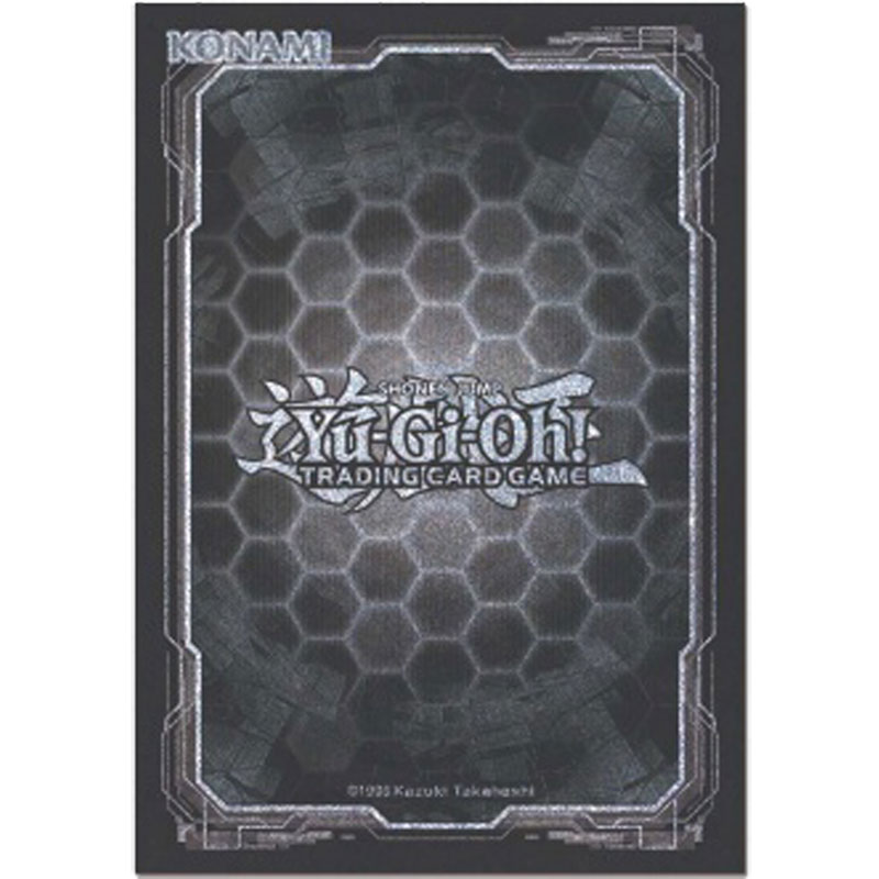 Yu-Gi-Oh, Sleeves (50), Dark Hex