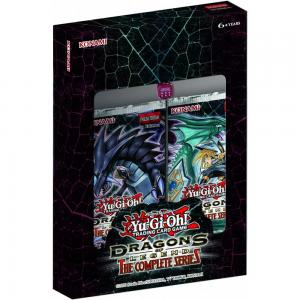 Yu-Gi-Oh, Dragons of Legend: The Complete Series, 1 Box (Innehåller 2 Paket)