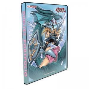 Yu-Gi-Oh - Dark Magician Girl the Dragon Knight - 9 Pocket Duelist Portfolio