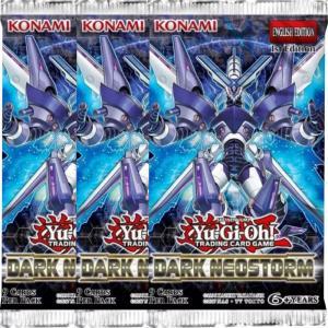 Yu-Gi-Oh, Dark Neostorm, 3 Boosters