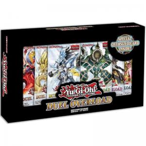 PRE-BUY: Yu-Gi-Oh, Duel Overload Box (Preliminary release March 19:th 2020)