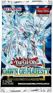 Yu-Gi-Oh, Dawn of Majesty, 1 Booster (9 cards)