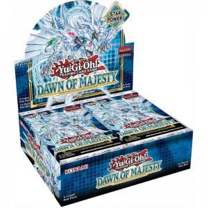 Yu-Gi-Oh, Dawn of Majesty, 1 Display (24 Boosters)