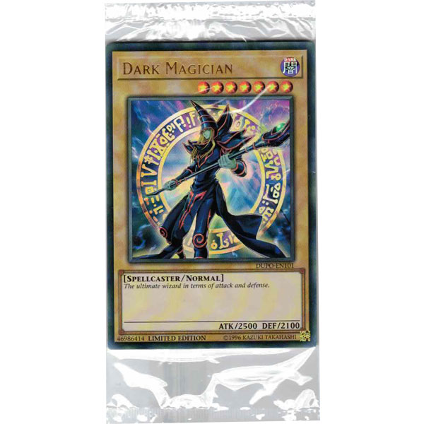 Yu-Gi-Oh, Duel Power variant card pack (same 6 cards in each pack)