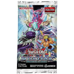 Yu-Gi-Oh, Duelist Pack: Dimensional Guardians, 1 Booster (5 kort)