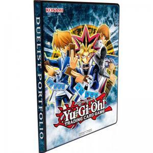 Yu-Gi-Oh - Yugi, Kaiba and Joey [2014] - 9 Pocket Duelist Portfolio (Pärm)