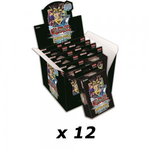12 x Yu-Gi-Oh, The Dark Side of Dimensions Movie Pack Secret Edition - Display (10)
