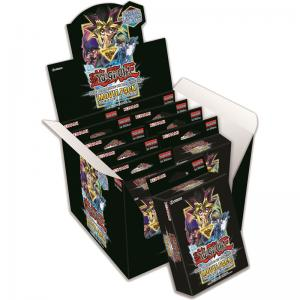 Yu-Gi-Oh, The Dark Side of Dimensions Movie Pack Secret Edition - Display (10)