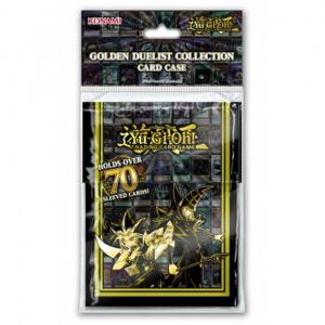 Yu-Gi-Oh, Card Case / Deckbox, Golden Duelists Collection