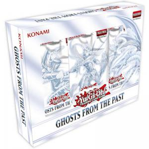 Yu-Gi-Oh, Ghosts from the Past - Box (Innehåller 3 paket)
