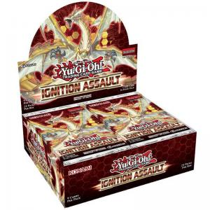Yu-Gi-Oh, Ignition Assault, Display (24 boosters)