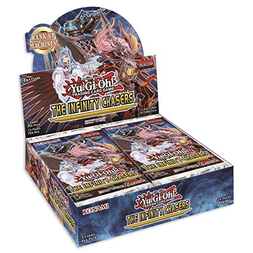Yu-Gi-Oh, The Infinity Chasers, Display (24 boosters)