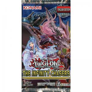 Yu-Gi-Oh, The Infinity Chasers, 1 Booster (5 cards)