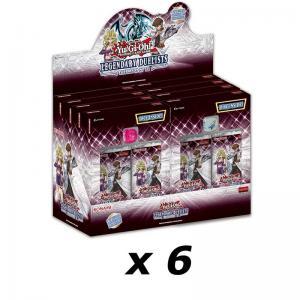 Yu-Gi-Oh, Legendary Duelists: Season 2 - 6 Displays