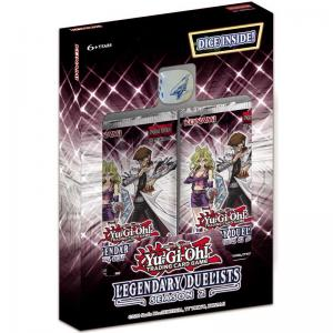 Yu-Gi-Oh, Legendary Duelists: Season 2 - Box (Contains 2 packs)