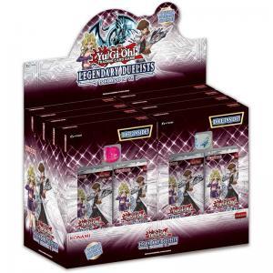 Yu-Gi-Oh, Legendary Duelists: Season 2 - Display (Contains 8 Boxar)