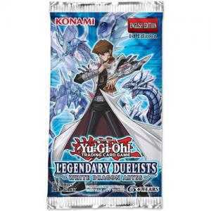 Yu-Gi-Oh, Legendary Duelists: White Dragon Abyss, 1 Booster (5 kort)