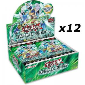 PREVIEW: Yu-Gi-Oh, Legendary Duelists: Synchro Storm, 1 Case (12 Displays) (Sales will start when we have more info)